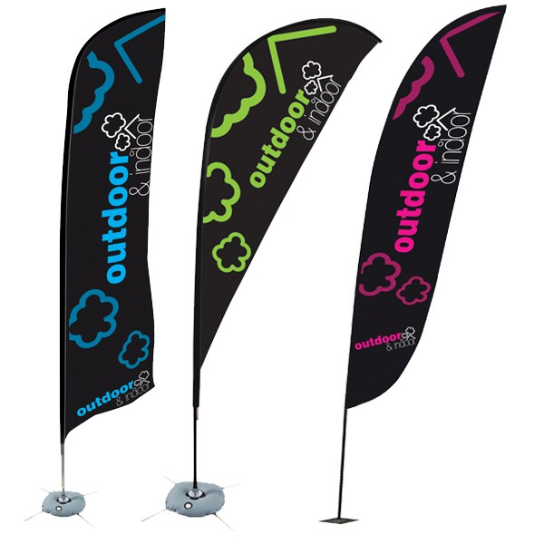 OUTDOOR PORTABLE FLAGS