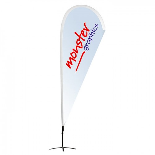 Standard Quill Teardrop Beach Flag